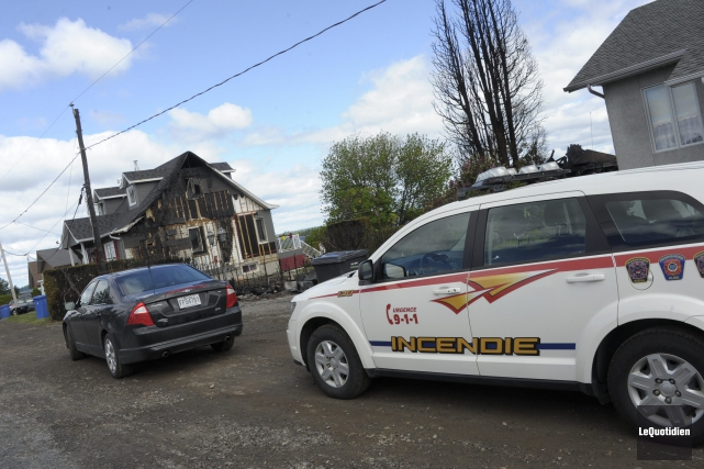 La MRC Lac-Saint-Jean-Est compte 217 pompiers actifs, 16... ((Archives Le Quotidien))
