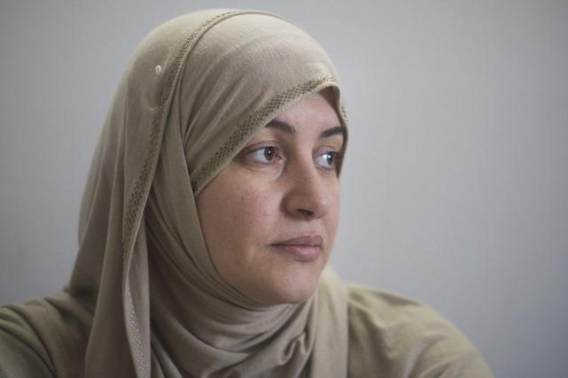 Rania El-Allouli... (Photo Graham Hugues, Archives La Presse Canadienne)