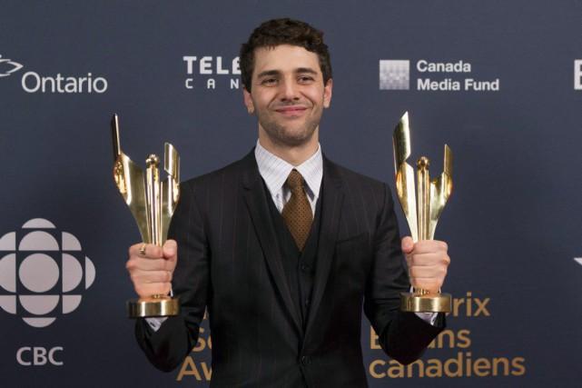 «J'aimerais remercier ma mère et lui dédier ce... (La Presse Canadienne, Chris Young)