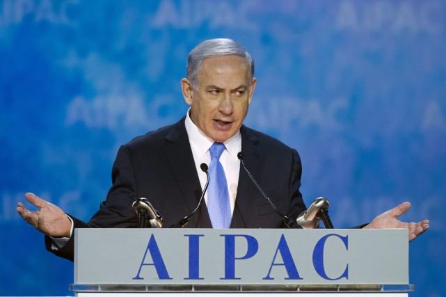 Le premier ministre israélien Benyamin Nétanyahou a pris... (PHOTO CLIFF OWEN, AP)