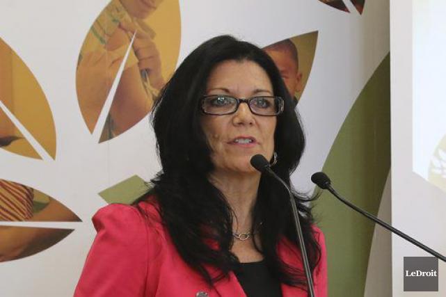 La présidente de la Coop santé Gatineau, Lucie... (Patrick Woodbury, Archives LeDroit)