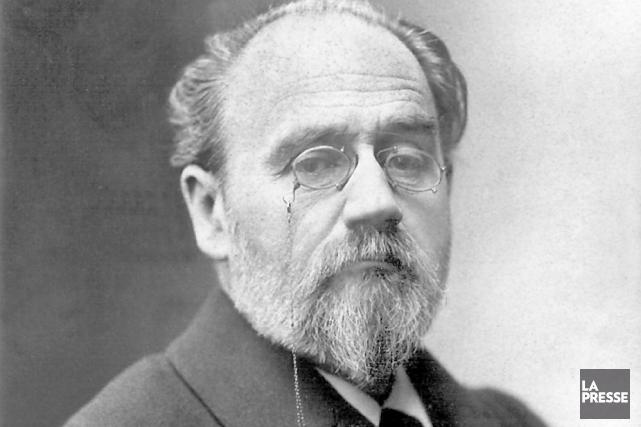 L'écrivain Émile Zola.... (Photo: archives La Presse)
