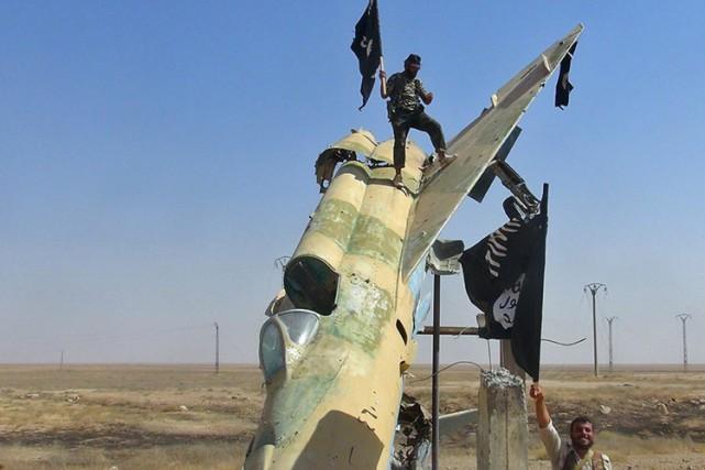 Les exactions commises par le groupe État Islamique (EI) ont marqué les esprits... (Photo: AP)