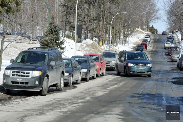 La Ville de Sherbrooke prévoit investir 18 M$... (Archives La Tribune)