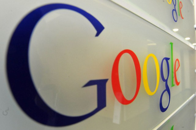 Avec sa plateforme Google Consumer Survey, le géant... (PHOTO ARCHIVES AFP)