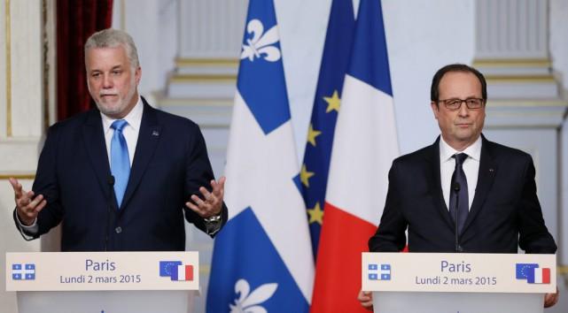 À quel résultat doit-on s'attendre de la visite du premier ministre du Québec,... (GONZALO FUENTES)