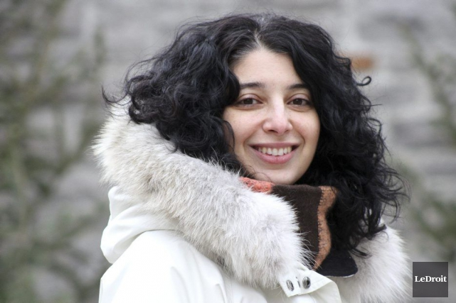 L'auteure Martine Batanian remporte le Prix littéraire Émergence décerné par... (Étienne Ranger, Archives Le Droit)