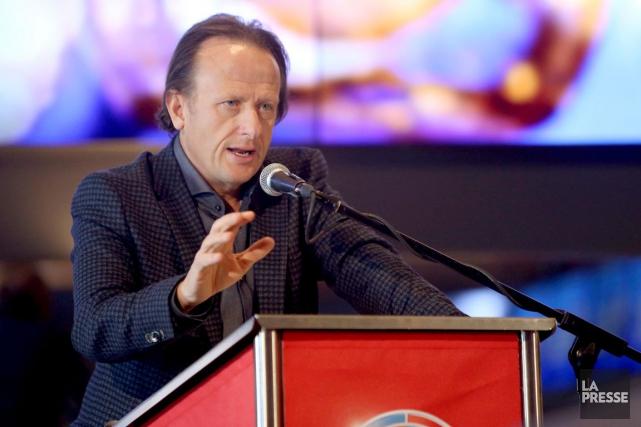 Le président de Sportscene, Jean Bédard, a annoncé... (Archives, La Presse)