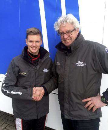 Le fils de 15 ans de Michael Schumacher, Mick, en a fini avec le karting et il...