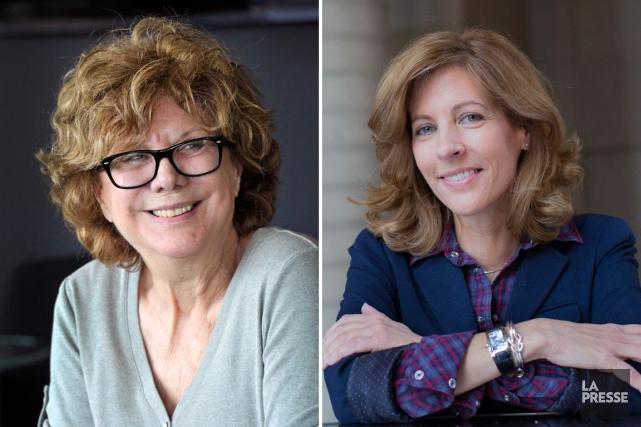 Denise Filiatrault et Sophie Lorain incarneront le même... (PHOTO ARCHIVES LA PRESSE ET LE SOLEIL)