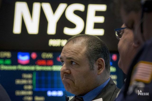 Mardi, le calendrier économique américain est désormais «vide... (PHOTO BRENDAN MCDERMID, REUTERS)