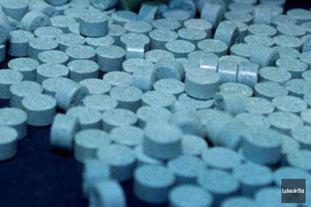 L'Organe international de contrôle des stupéfiants, rattaché à l'ONU, s'alarme... (PHOTO ARCHIVES LA VOIX DE L'EST)