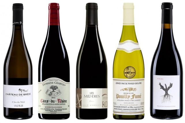 Le vin... est parfois éminemment têtu!Il faut à l'occasion, en effet, déguster... (Photos fournies par la SAQ)