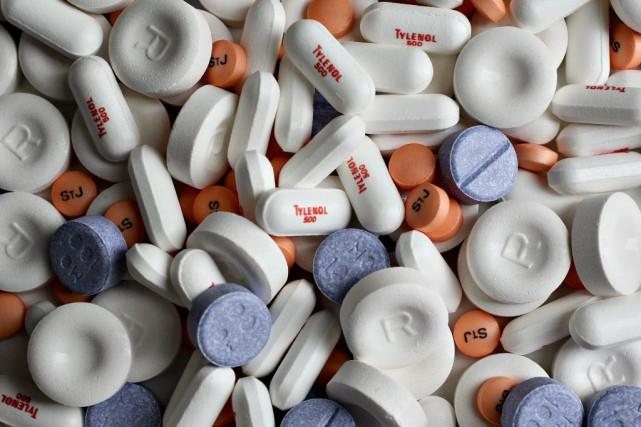 Dès 2011, l'agence américaine des médicaments (FDA) avait... (Photo Daniel Acker, Archives Bloomberg)