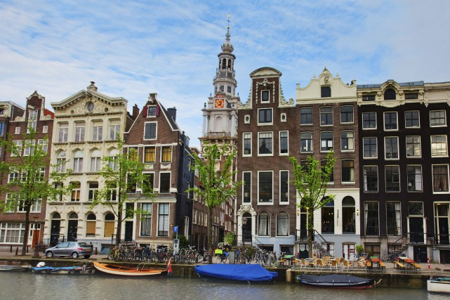 Amsterdam... (Photo Digital/Thinkstock)