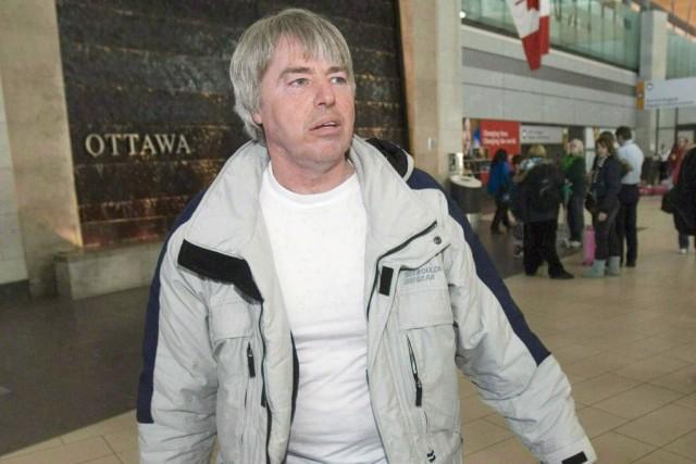 Robert Latimer avait été reconnu coupable du meurtre... (Photo Tom Hanson, archives PC)