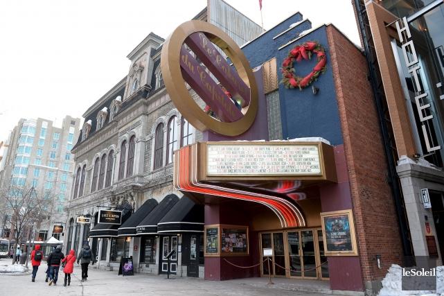Le Cabaret et les deux restaurants, situés dans... (Le Soleil, Erick Labbé)