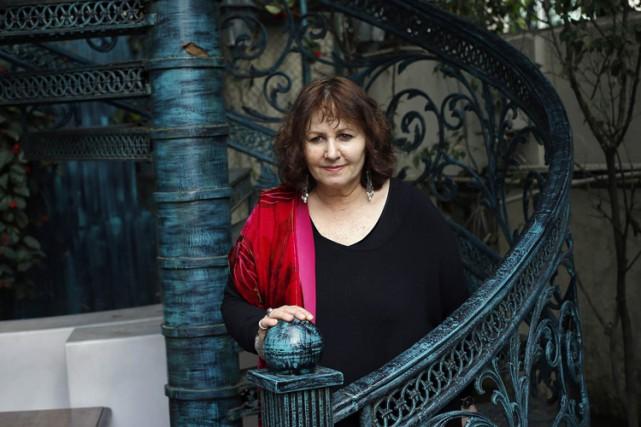 La réalisatrice du documentaireIndia's Daughter, Leslee Udwin.... (Photo: Reuters)