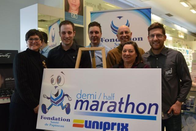 La Fondation Santé de Papineau (FSP) reçoit un appui de taille pour la... (Benoit Sabourin, LeDroit)