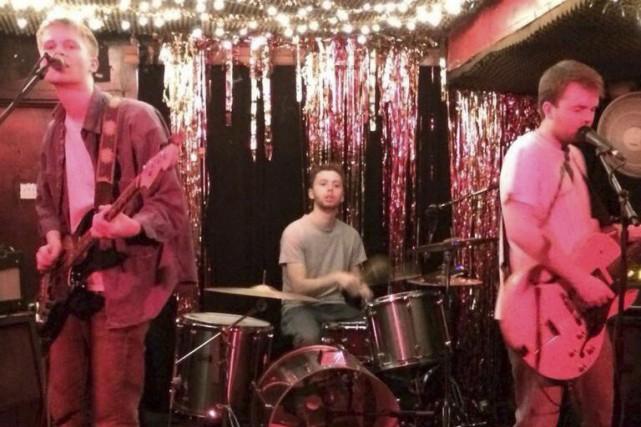 Happyness estun trio de South London.... (PHOTO TIRÉE DE FACEBOOK)