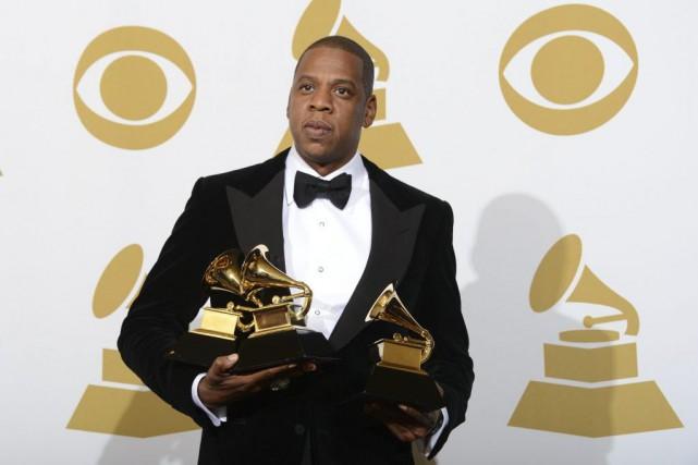 Artiste autant qu'investisseur, Jay Z possèderait une fortune... (PHOTO ROBYN BECK, ARCHIVES AFP)