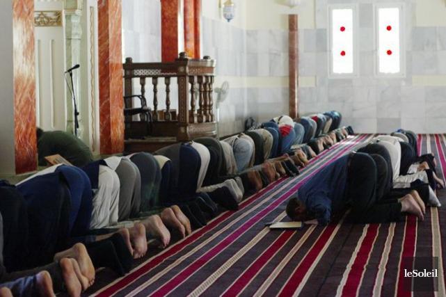 La très vaste majorité des musulmans qui ont... (Photothèque Le Soleil)