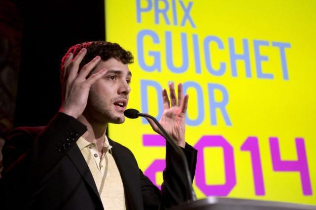 Xavier Dolana déclaré que le fait queMommyait remporté... (La Presse Canadienne, Ryan Remiorz)