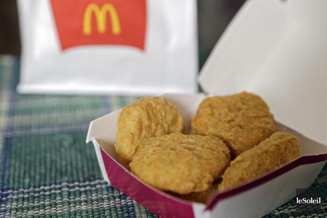 D'ici deux ans, les restaurants McDonald's américains n'achèteront... (Photothèque Le Soleil)