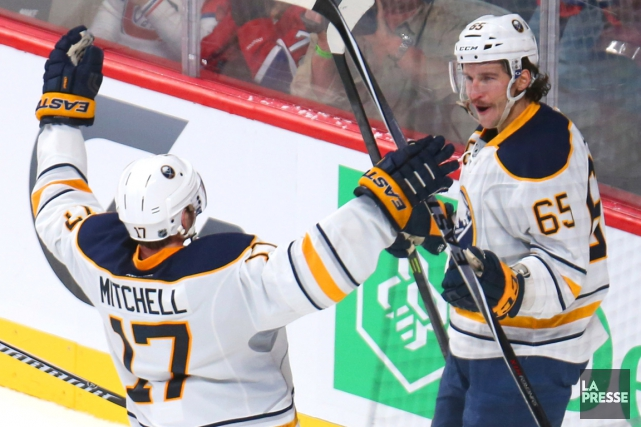 Acquis des Sabres de Buffalo lundi à la... (Photo archives USA Today)