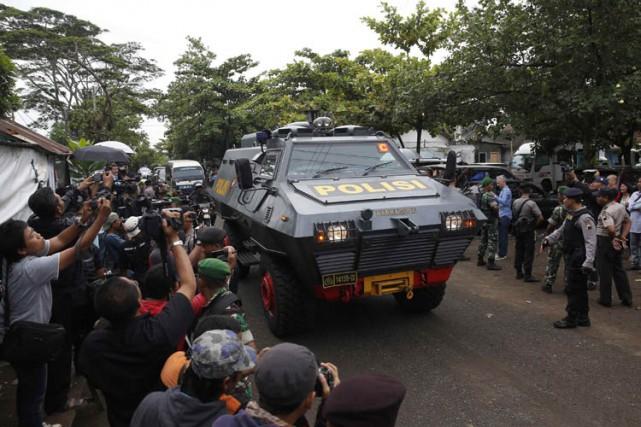 Déboutés de leur demande de grâce présidentielle, les... (Photo: Reuters)