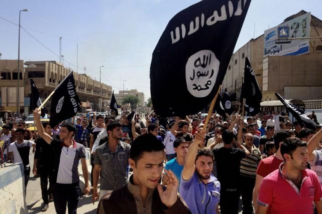 Un Californien de 21 ans accusé d'avoir tenté de se rendre en Syrie en 2014... (Archives AP)