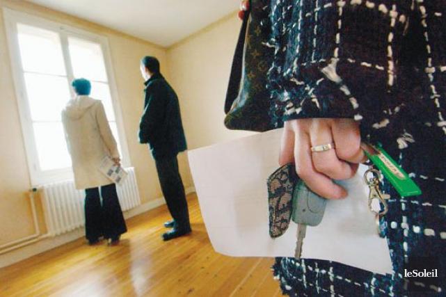 Selon la Chambre immobilière de Québec, l'offre de... (Photothèque Le Soleil)