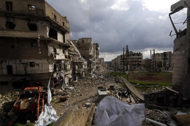 Déclenché le 15 mars 2011 par une contestation... (Photo: Reuters)