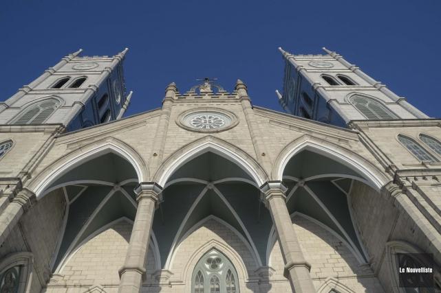 On discute sérieusement du patrimoine religieux dans des... (Photo: Sylvain Mayer Le Nouvelliste)