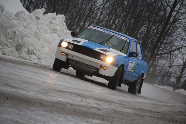 Le premier Rallye La Tuque aura lieu ce... (Photo: Virage Multimédia)