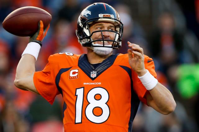 Peyton Manning... (Photo David Zalubowski, AP)