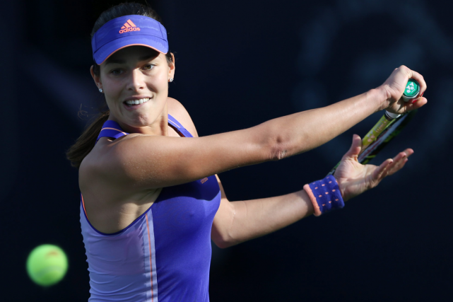Ana Ivanovic... (Photo Kamran Jebreili, archives AP)