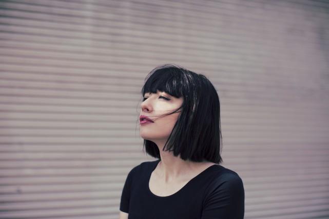 Vivianne Lapointe a fondé la marque Live FAST... (Photo fournie par Kayla Varley)