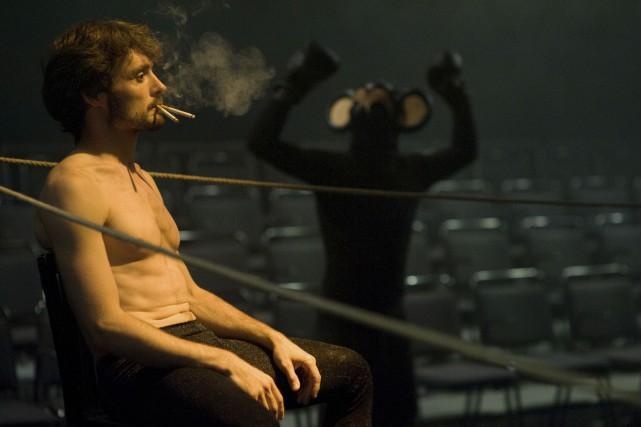 Le spectacle Rocco est inspiré du film italien... (Photo fournie par la production)