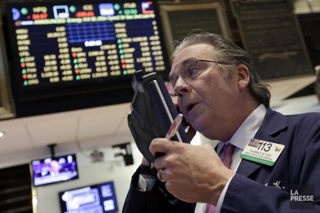 L'attention des investisseurs était manifestement concentrée sur Nicosie,... (Photo Richard Drew, AP)