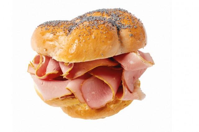 Près de 6 sandwichs sur 10 vendus sont... (Photos.com)