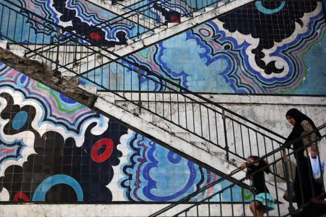 La loi veut défendre les femmes contre les... (PHOTO PATRICK BAZ, ARCHIVES AFP)