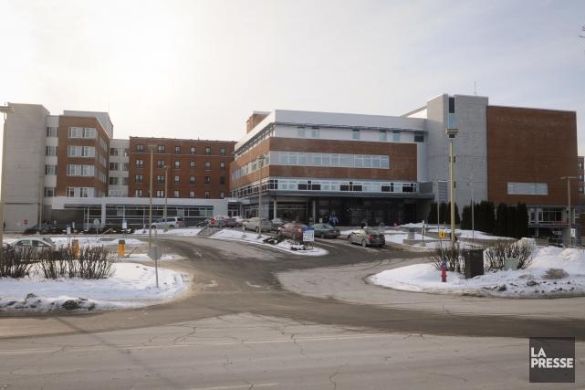 La grippe saisonnière force le Centre hospitalier régional... (Photo: François Gervais Le Nouvelliste)