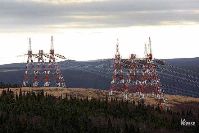 La société Nalcor Energy souhaite construire deux centrales... (PHOTO ARCHIVES LA PRESSE)