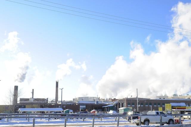La direction de la société Produits forestiers Résolu annonce la fermeture... (Gimmy Desbiens)