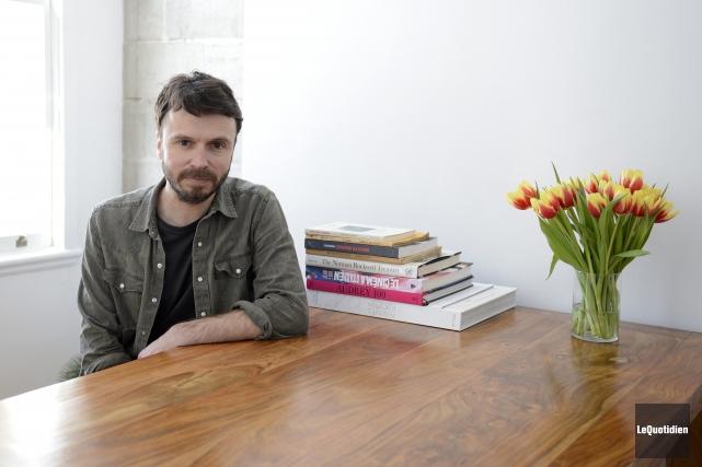 Le cinéaste Sébastien Pilote invite les cinéphile à... ((Photo Le Quotidien, Jeannot Lévesque))