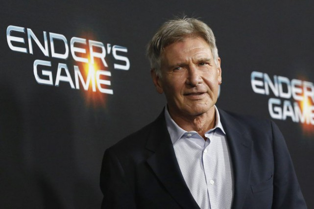Harrison Ford... (Photo MARIO ANZUONI, Reuters)