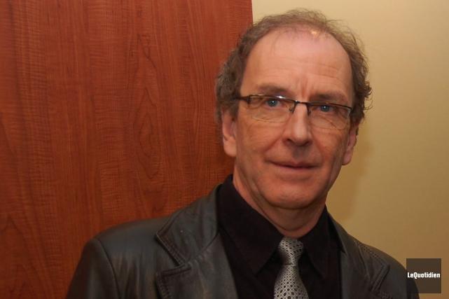 Raymond Rouleau, producteur agricole à Saint-Gédéon depuis 35... ((Archives Le Quotidien))