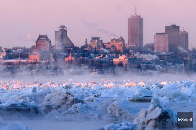 La ville de Québec a connu son mois... (Photothèque Le Soleil, Yan Doublet)