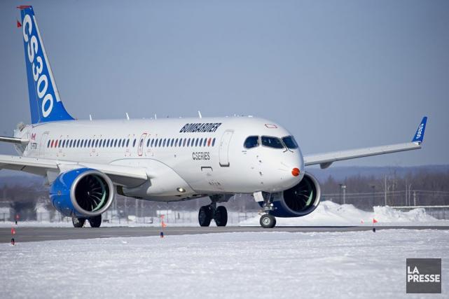 Mois après mois, Bombardier figure toujours parmi les... (PHOTO DAVID BOILY, LA PRESSE)
